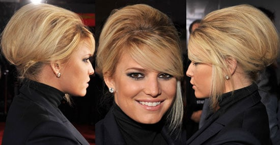 Jessica Simpson's Bouffant Hair, Are You a Fan of the Bouffant? 2010-01-20 02:00:00