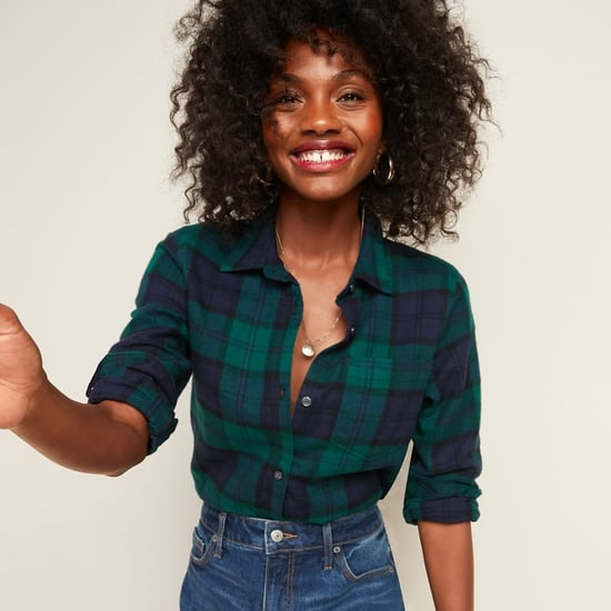 Best Flannel Shirts For Women at Old Navy