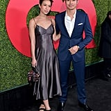 Henry Golding and Liv Lo at 2018 GQ Men of the Year Awards