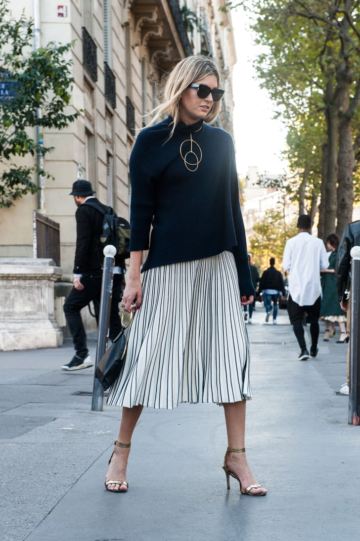 Paris Fashion Week Day 2 Paris Fashion Week Street Style Spring 2016 Popsugar Fashion Photo 201