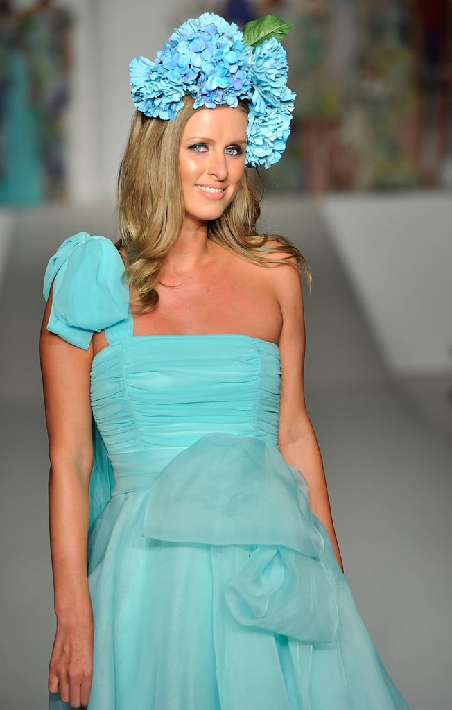 RSFF 2010: Nicky Hilton Struts Her Stuff for Charlie Brown
