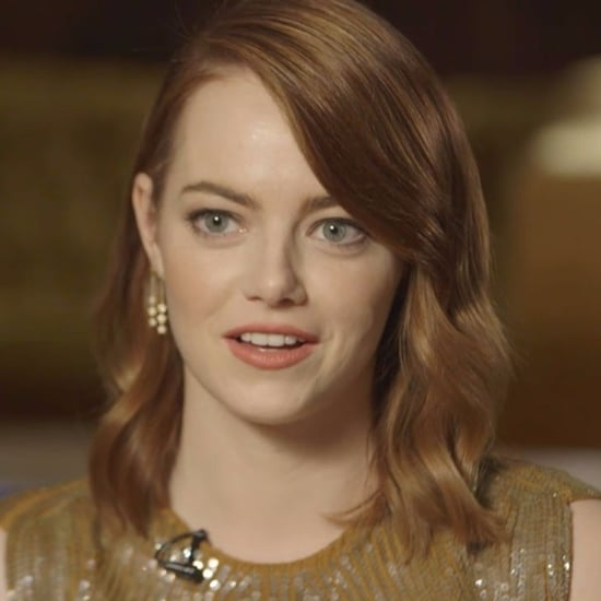Emma Stone Hollywood Reporter Questions Video January 2017