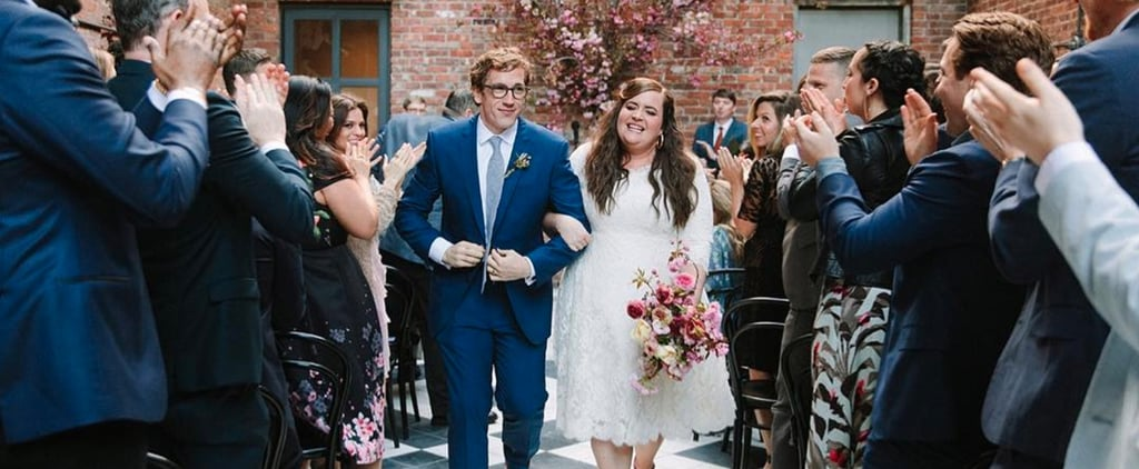Aidy Bryant and Conner O'Malley Married