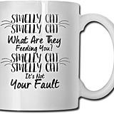 Smelly Cat Coffee Mug