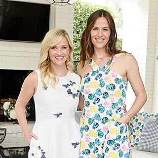 Jennifer Garner Tries Hot Rollers Like Reese Witherspoon