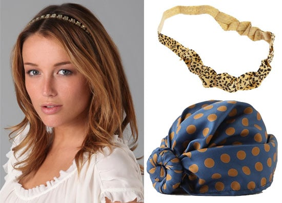 Shop Best Spring 2011 Headbands, Turbans, and Hair Accessories