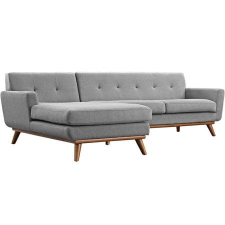 Modway Engage Left Facing Sectional