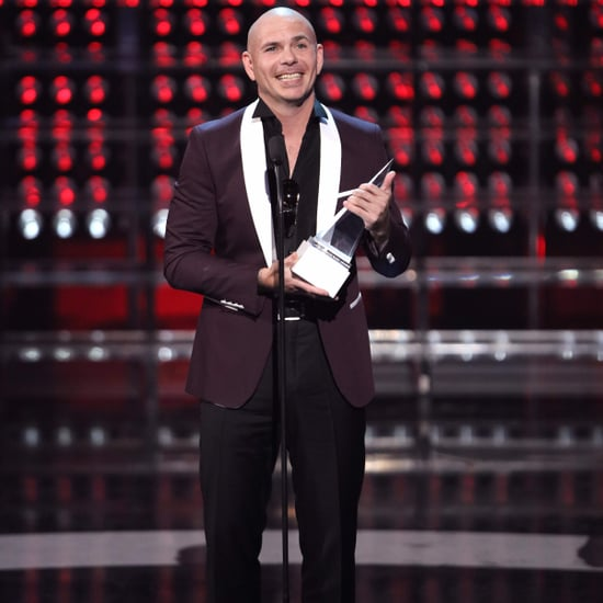 Pitbull Speech Latin AMAs Video 2017
