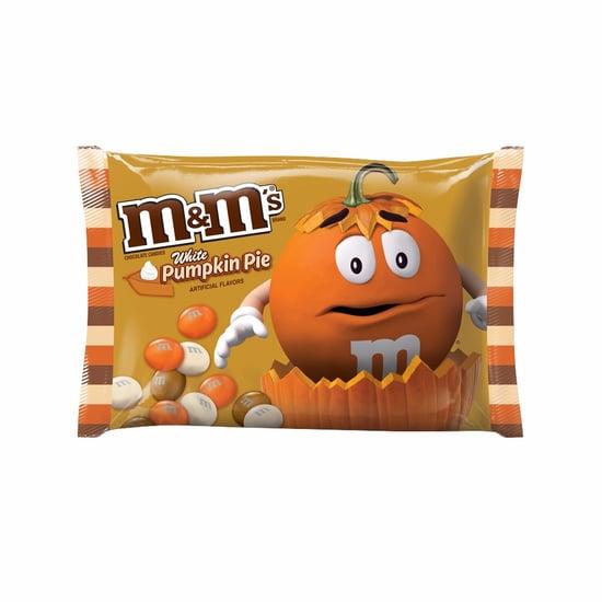 Pumpkin Pie M&M's