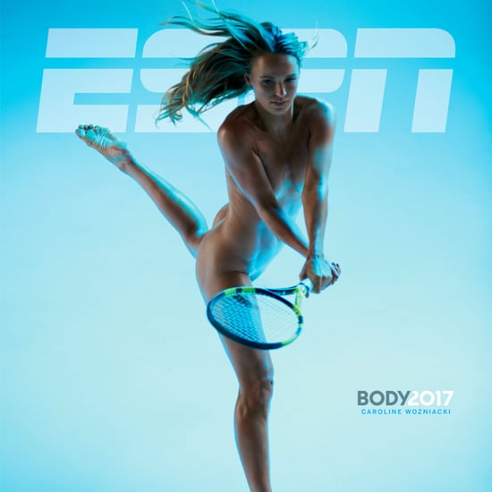 Caroline Wozniacki Naked | ESPN Body Issue