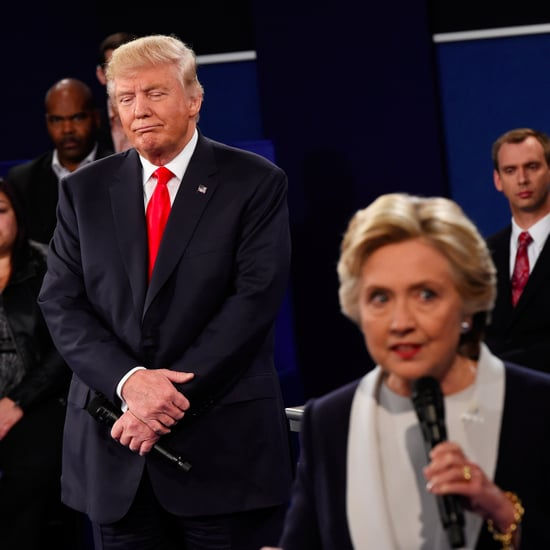 Awkward Moments During the Second Presidential Debate