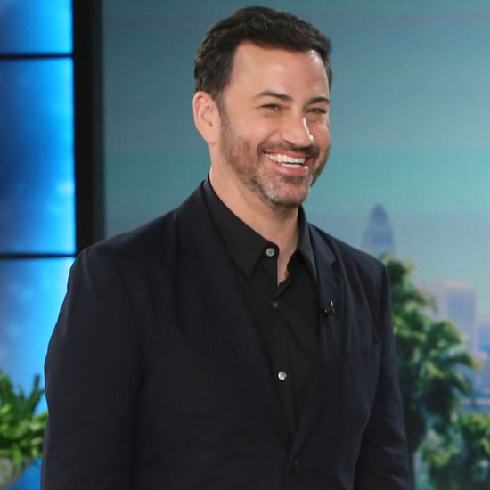 Jimmy Kimmel Talks About Daughter on Ellen DeGeneres 2016