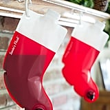 Santa's Stocking Flask Bag