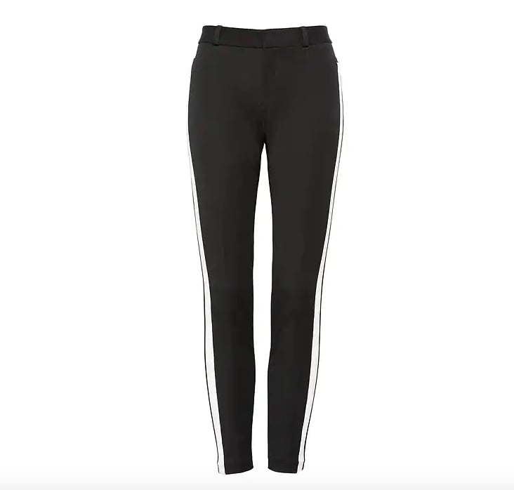 Sloan Skinny-Fit Side-Stripe Ankle Pant