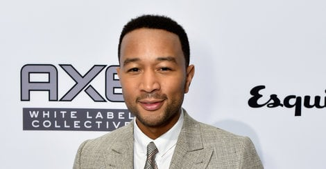John Legend On Diversity In Fashion: 'I Think They Could Do More'