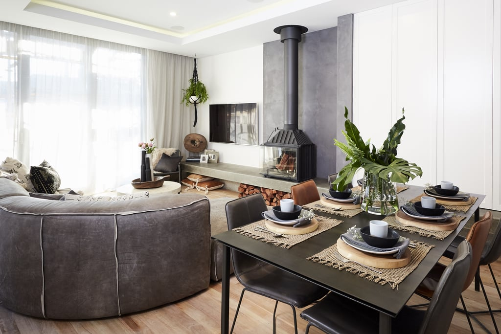 The Block 2017 Lounge And Dining Room Photos Popsugar