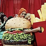 Katy Perry and Taylor Swift's Fast Food Beauty