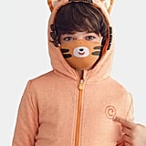 Cubcoats Tomo the Tiger Zip-Up Hoodie
