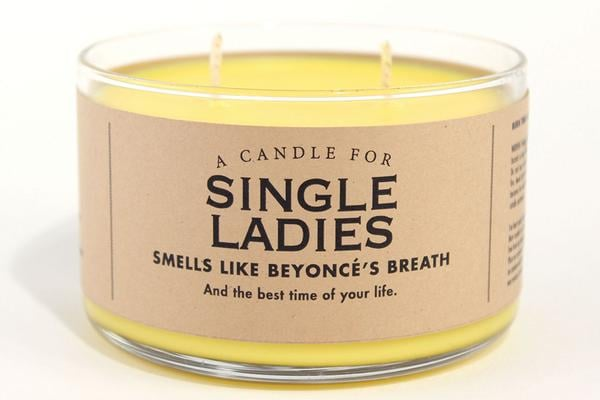 Candle For Single Ladies