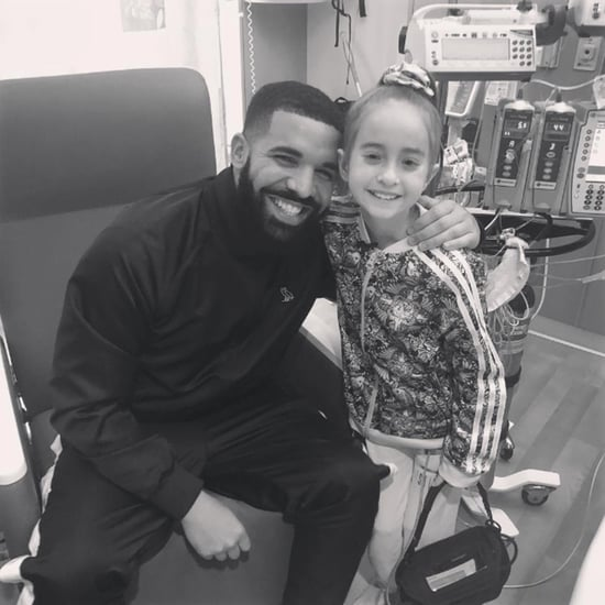 Drake Surprises Heart Patient in the Hospital