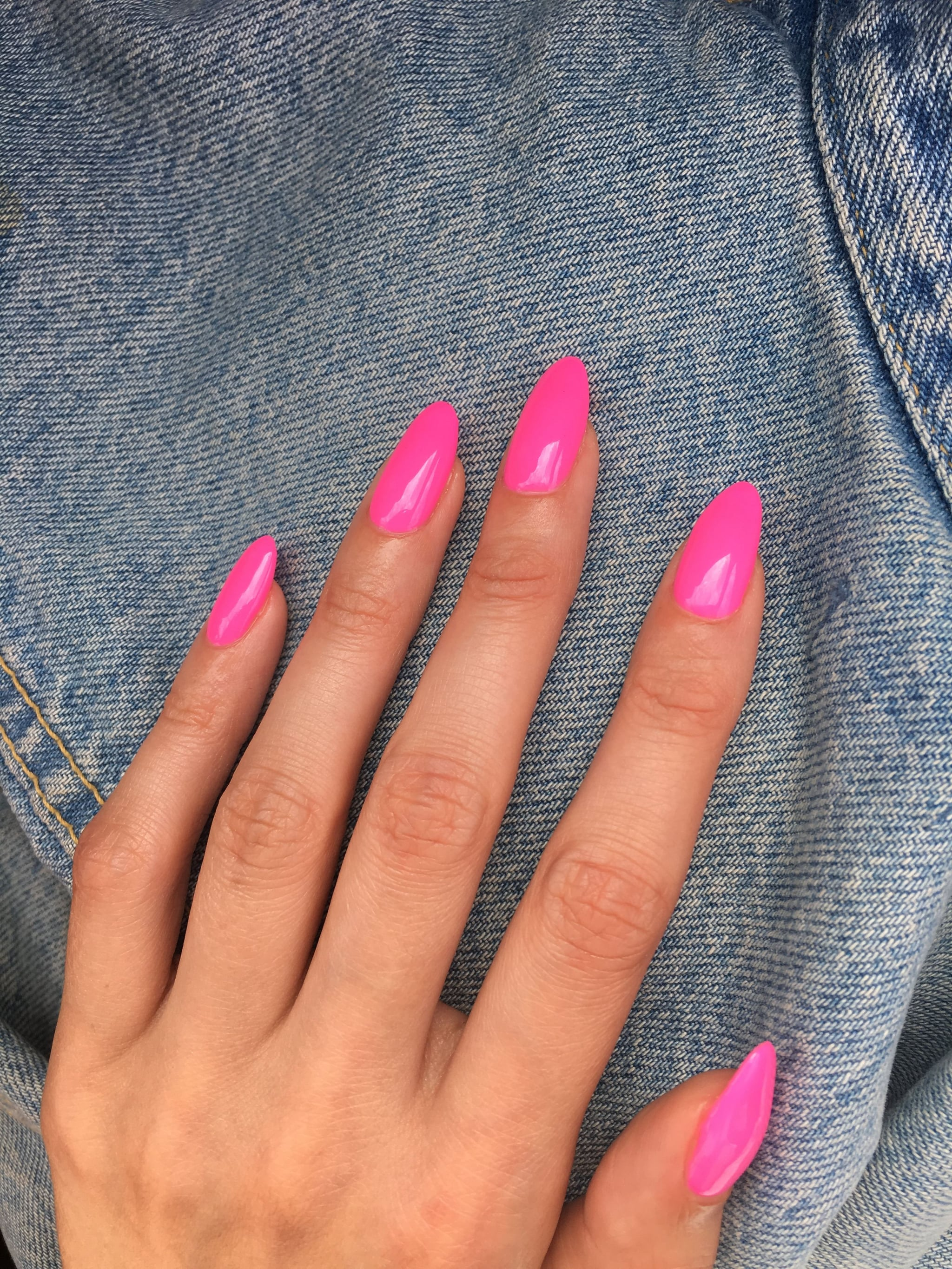 How To Grow Long Nails
