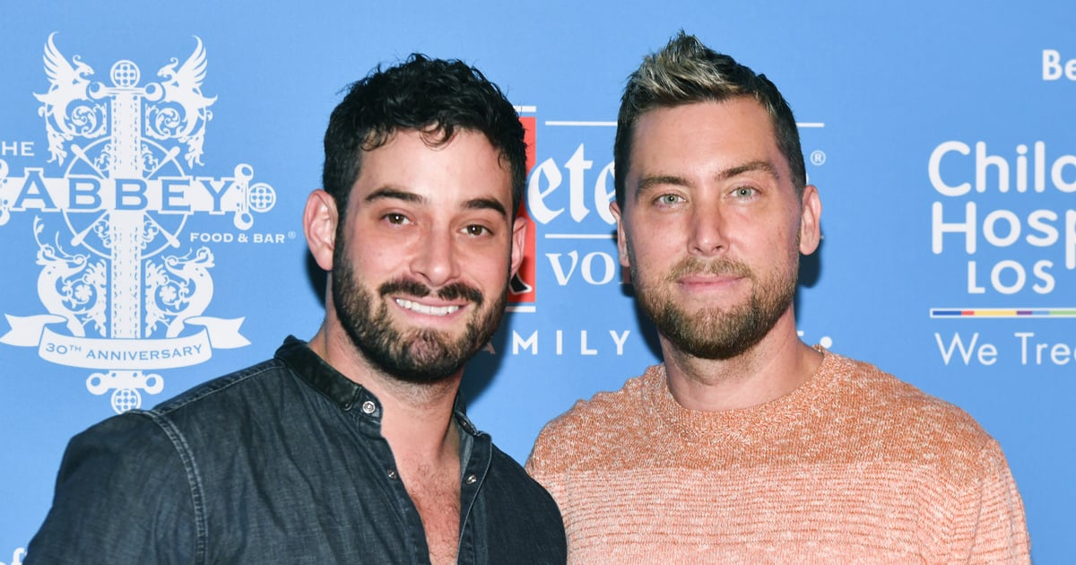 Lance Bass and Michael Turchin Are Dads! See What They Named Their Boy-Girl Twins.jpg
