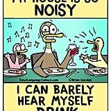 Hilarious Comics Illustrate Universal Parenting Struggles