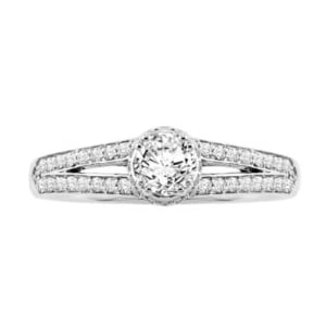 10 Stylishly Traditional Engagement Rings