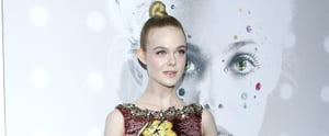 Elle Fanning Tossed Off Her Cap and Gown For 1 Very Special Grad Party Dress