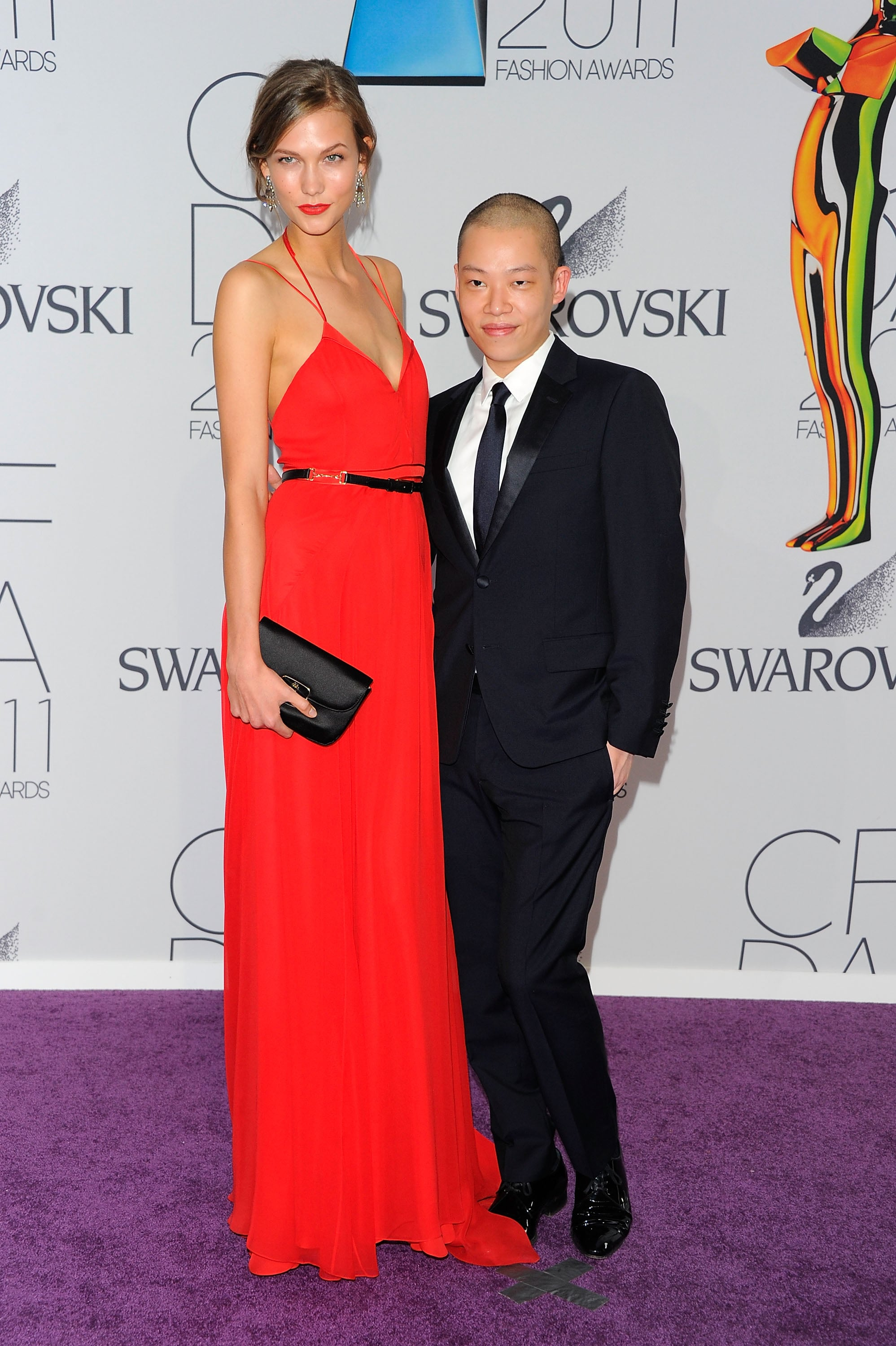 Pictures of Celebrities and Dresses at the 2011 CFDA Fashion Awards ...