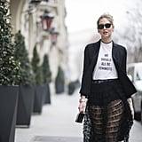The Dior Feminist Tee