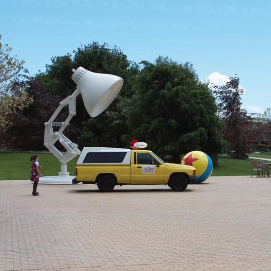 Real Toy Story Pizza Planet Truck