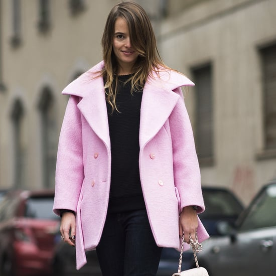 Pink and Red Street Style Outfit Ideas