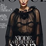 Vogue Paris September 2012