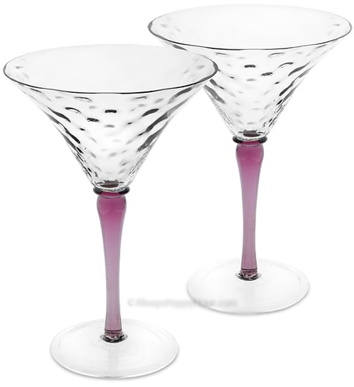 Off to Market Recap: Martini Glasses