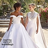 Samira Wiley and Lauren Morelli Wedding Pictures 2017