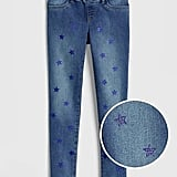 Jeans get a fun, comfortable, and recess-friendly upgrade with these Kids Star Leggings With Fantastiflex ($45).