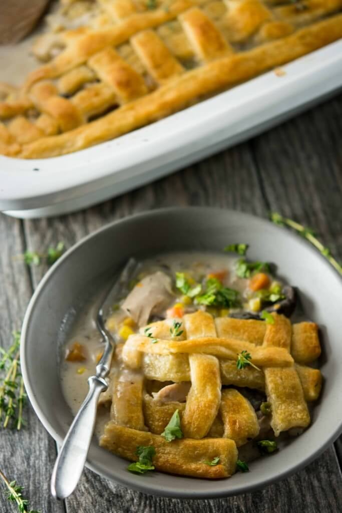 Slow Cooker Chicken Pot Pie The Best Recipes With Crescent Dough Popsugar Food Photo 1
