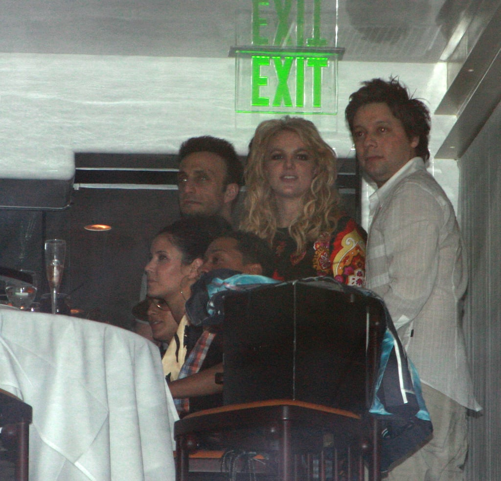 Britney Protects Her Assets
