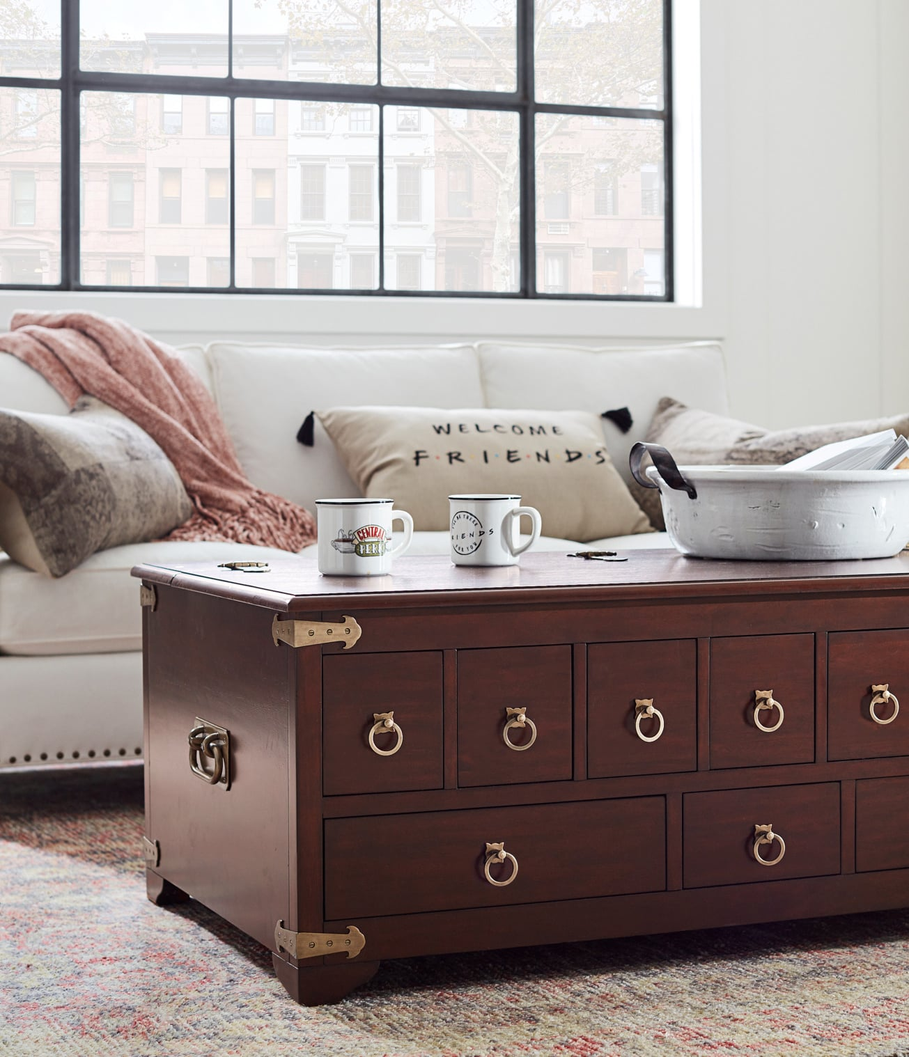 Pottery Barn Friends Collection  POPSUGAR Home