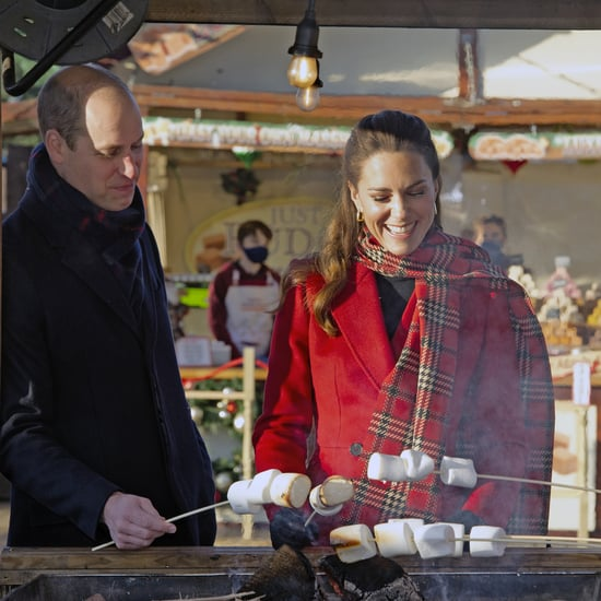 Prince William and Kate Middleton UK Royal Train Tour Photos