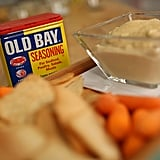 Vegetarian Appetizers: Old Bay Hummus