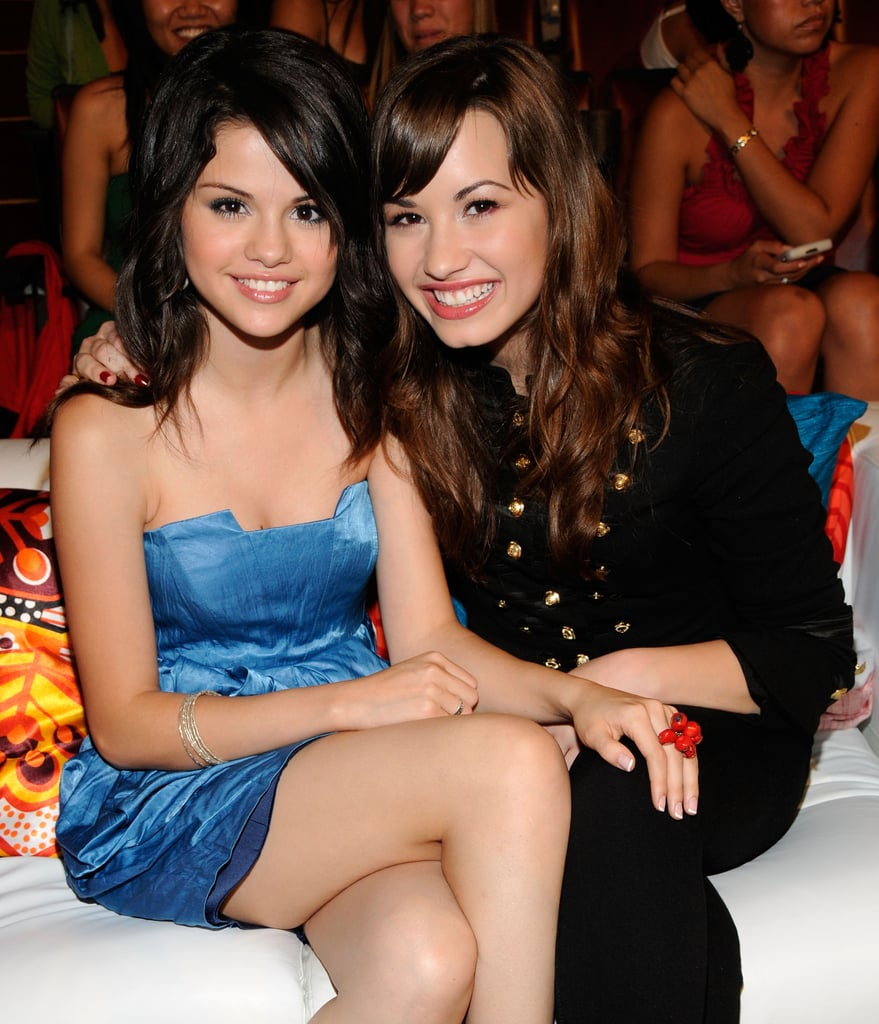 Look Back at Selena Gomez and Demi Lovato's Most Loving Moments