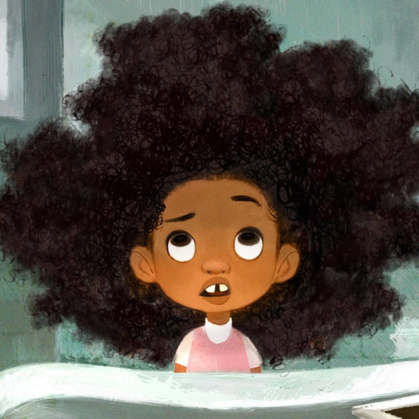 """Angry Painter Watch Online how to watch """"hair love"""" online 