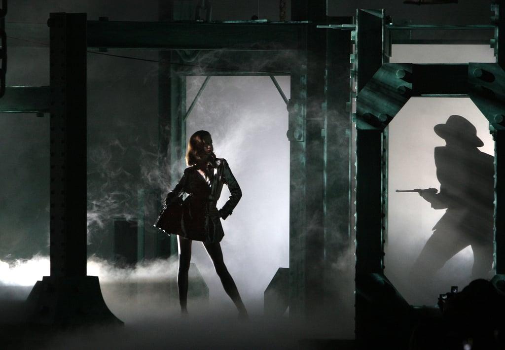 Photos From 2010 Christian Dior Show at Paris Fashion Week