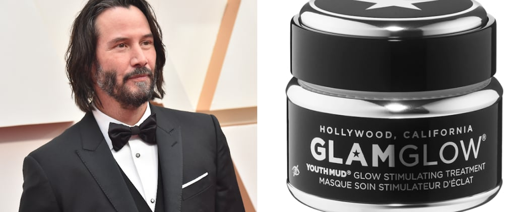 Keanu Reeves Inspired the Creation of GlamGlow