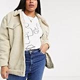 Brave Soul Plus hitomi long borg western jacket