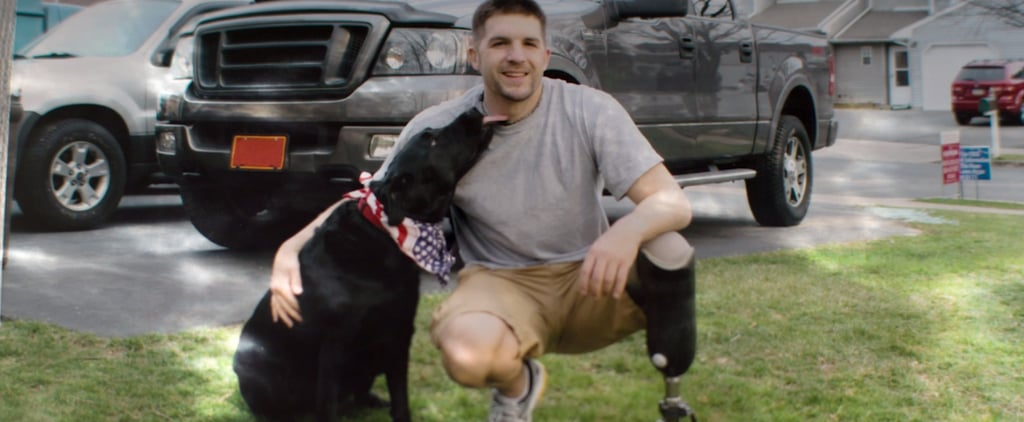1 Wounded Veteran's Story About His Service Dog Will Bring You to Tears