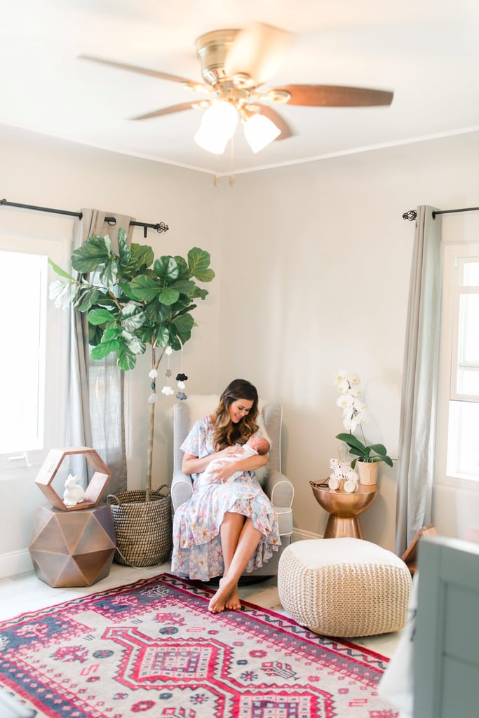 Gender-Neutral Nursery Design