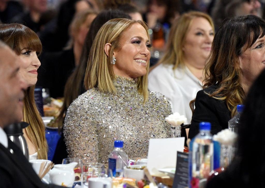 Jennifer Lopez Film Independent Spirit Awards Outfit